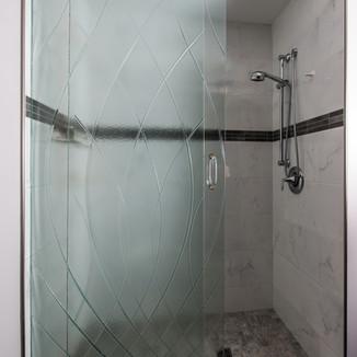 Simple Shower Doors
