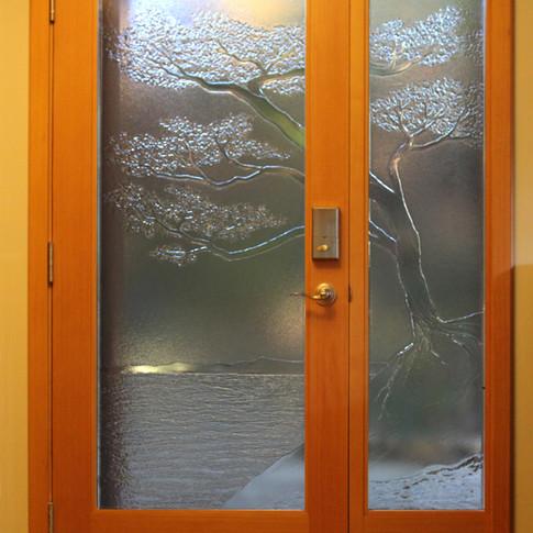 Arbutus Door & Sidelight