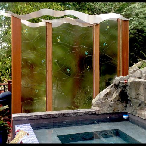 Hot Tub Screen