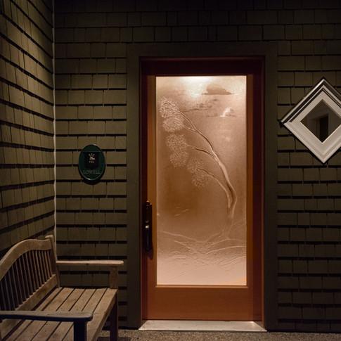 Arbutus Exterior Door