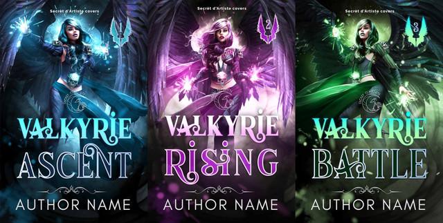 Angel warrior trilogy