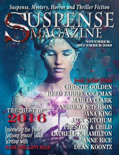 Suspense Magazine 1