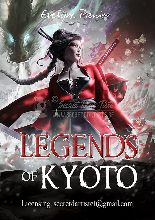 Legends of Kyoto