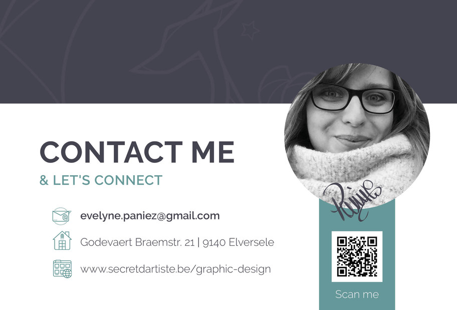 Contact me page 30