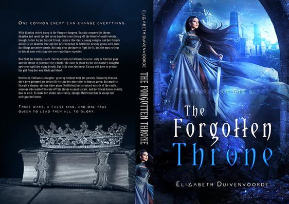 Full wrap the forgotten throne