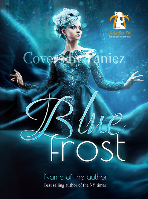 Blue frost