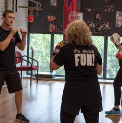 getting it right:  the technical nature of boxing gives us lots to think about!