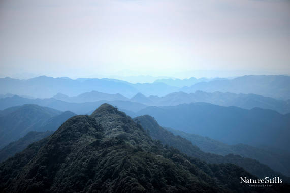 Fanjingshan Summit View