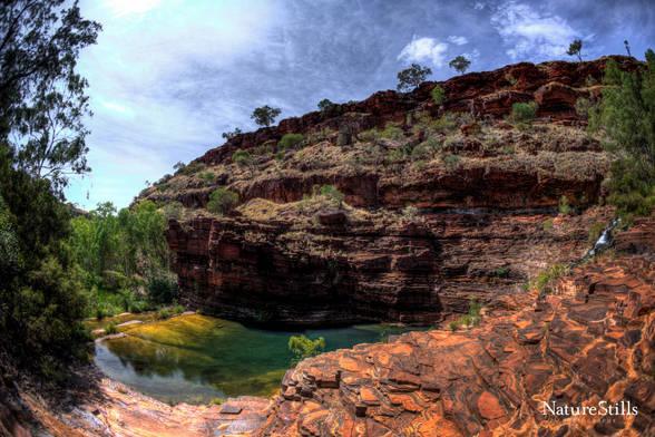 Fortescue Falls, Australia