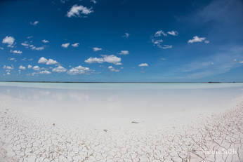 Madagascar Salt Lake