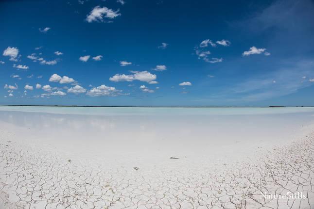 Madagascar Salt Lake