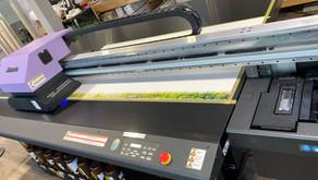 Finart Direktdruck mit UV System
