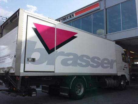 Brasser vertraut G&G