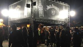 Jack Daniels Riesen-Banner, Gurten Festival