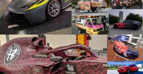 Folierungen / Carwrapping