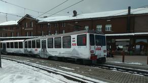 Auf die Jungfrau mit Train Wrapping von uns!