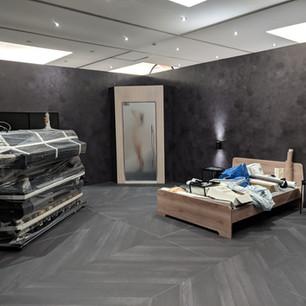 Interieur Design Möbel Wand