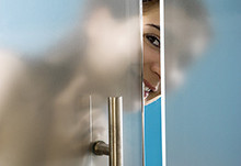 Milchglas-Sichtschutzfolien