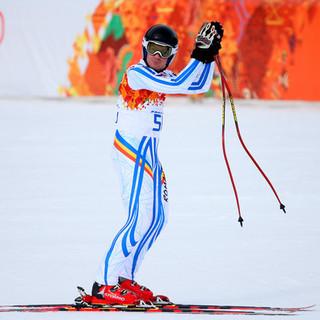 The Finish - Sochi 2014