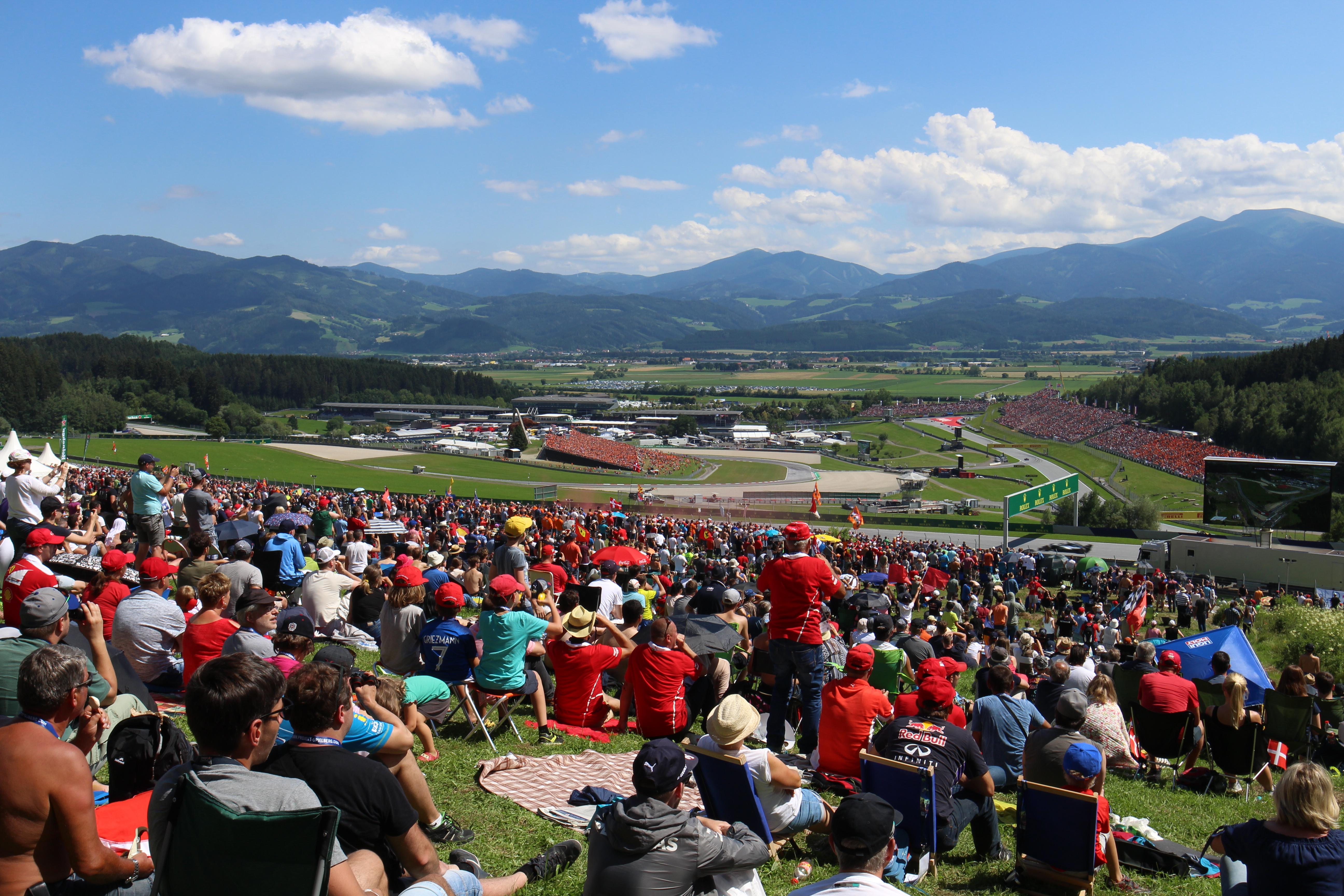 Austrian Grand Prix, Styria.