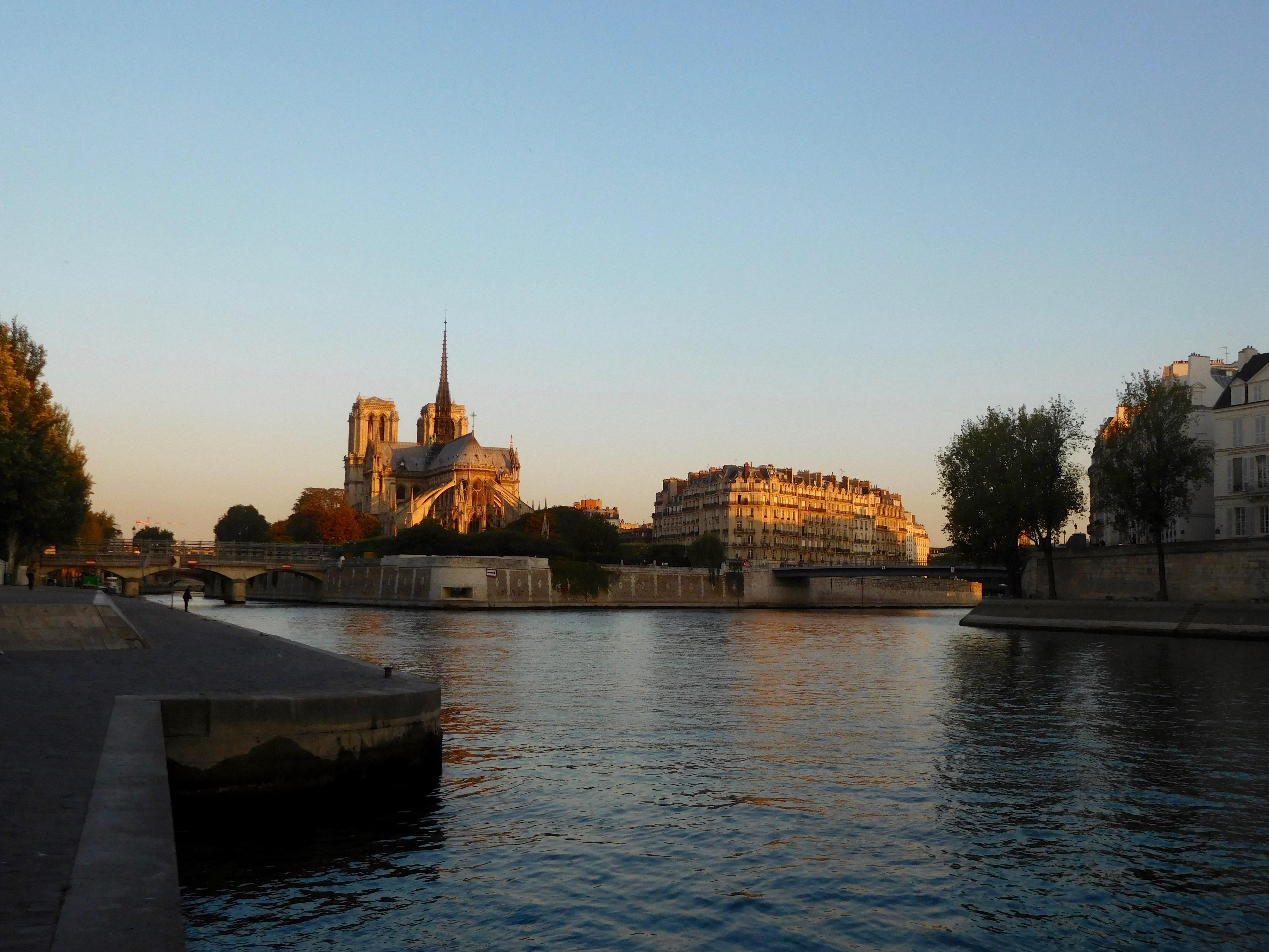 Île de la Cité, Paris.