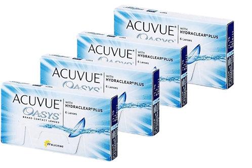 3+1 Acuvue Oasys Negativas