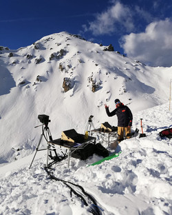 Nendaz Freeride Ski Competition