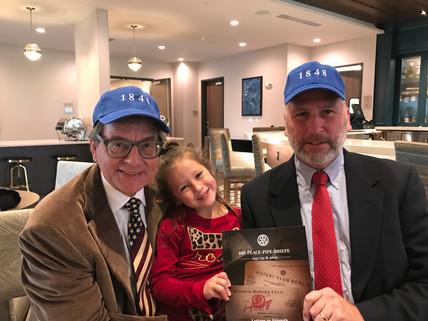 Rotary and its Enthusiasm for Peace:                                  www.KeokukPeaceLetters.com