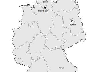 Getting Oriented: Flensburg, Schleswig-Holstein
