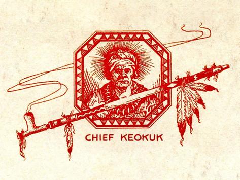 Original RC Keokuk Peace Letter from 1931