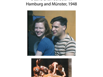 Toiling with the Defeated: American Diaries from the Ruins of WWII - Deane and Ian Barbour in Hambur