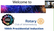 RC Johannesburg & PEACE & CONFLICT RESOLUTION