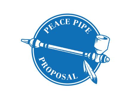 Peace Pipe Proposal Visual Development 2019
