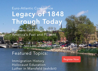Legacy of 1848 and Holocaust Education Conference