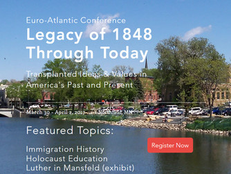 Legacy of 1848 and Holocaust Education 2017 Conference
