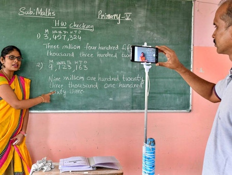 Are Online Classes Creating a Digital Divide in Indian Education System?