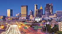 Carolers in Atlanta