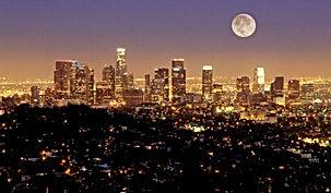 Carolers in LA