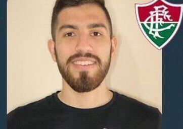Acadêmico de Educação Física da URI é selecionado para estágio no Fluminense, RJ