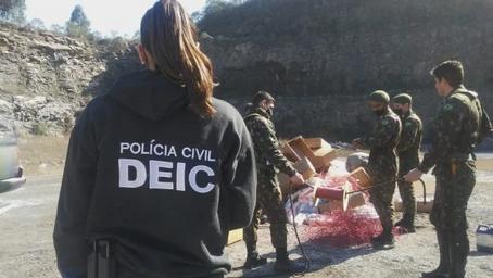 Operação Explosive termina de forma trágica em Guaporé