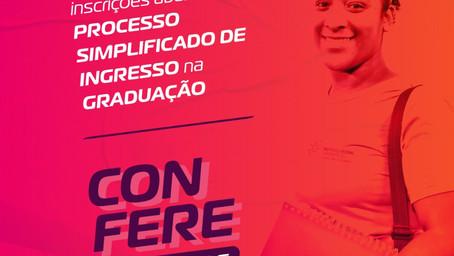 O IFFar abriu inscrições para o Processo Seletivo Simplificado para preenchimento de vagas remanesce