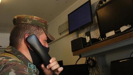 1º Batalhão de Comunicações participa da Operação Arandu