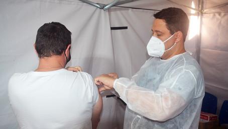 1.413 profissionais da Indústria receberam a vacinação