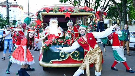 Programação do Natal Cidade dos Anjos será aberta na terça-feira