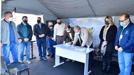 Prefeitura e CNEC assinam convênio para reabilitação pós-covid