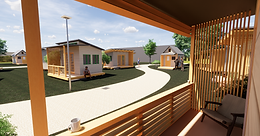 Kauhale Housing Clusters Hold Promise
