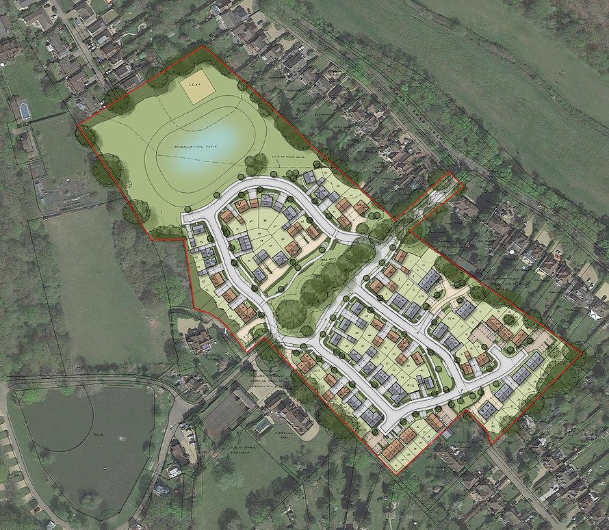 Proposed Masterplan