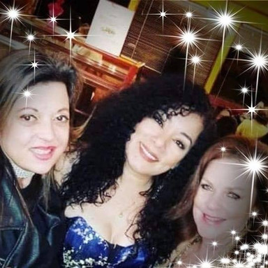 Dinorah, Nancy, and Colleen