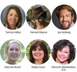 Vision 2020 speakers