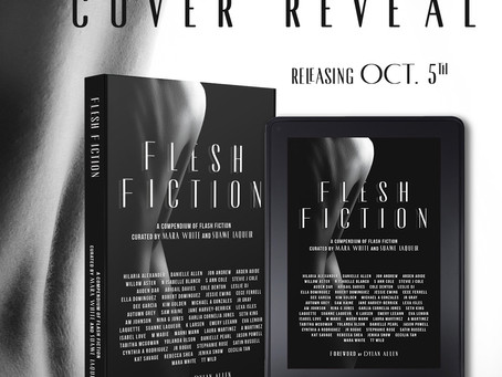 Flesh Fiction is coming! Pre-order now to get ready.